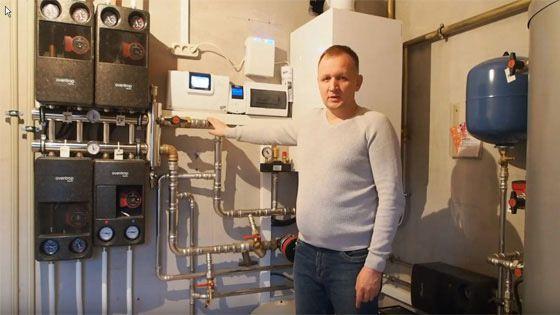 Монтаж инженерных систем в М.О. с. Игумново