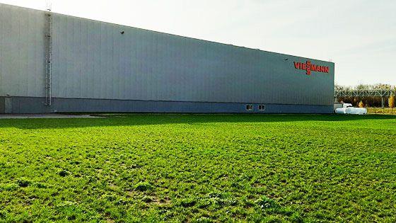Поездка на завод Viessmann в г. Липецк