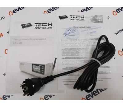 Беспроводной контроллер термоэлектрических приводов L-8e, TECH