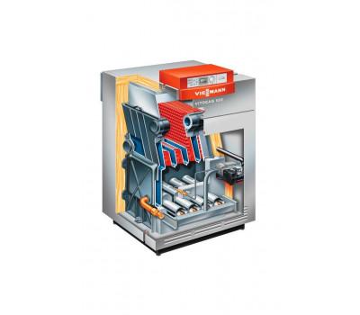 Котел Vitogas 100-F  84 кВт  Блок