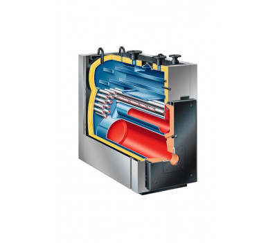 Котел Vitoplex 100 PV1 Vitotronic 300 CM1E 410 кВт