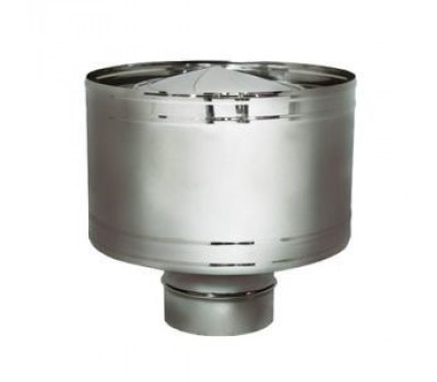 Дефлектор d=80 мм.