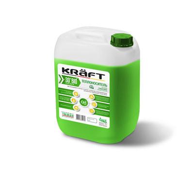 Теплоноситель KRAFT -30С BIO