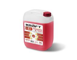 Теплоноситель KRAFT -65С PROF -карбоксилатные присадки