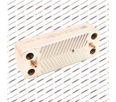 Теплообменник ГВС Zilmet 1901644 - 16 пластин 192 x 142 (65104333)