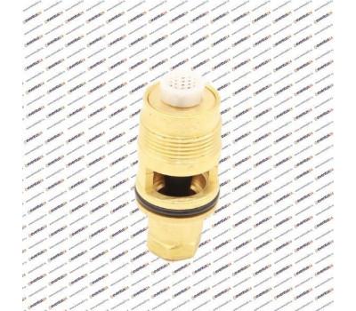 Датчик протока (турбинка) ГВС в сборе латунный 620340-a, 0020035580-a