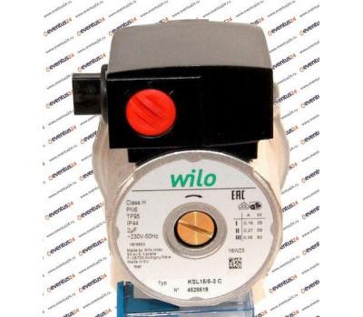 Насос циркуляционный Wilo KSL15/5-3 без гидрогруппы (5698260, 721957500)