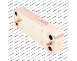 Теплообменник ГВС HR 12 пластин 207 x 156 (5686670)