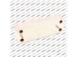 Теплообменник ГВС HR 14 пластин 207 x 156 (5686680)