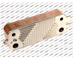 Теплообменник ГВС SWEP 16 пластин (87186446250)