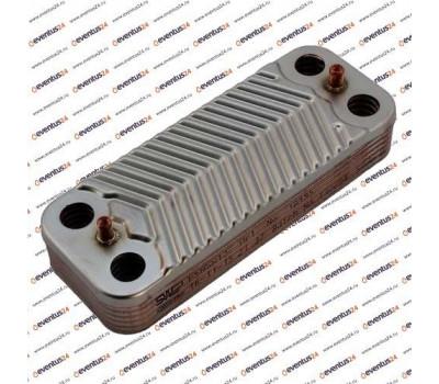 Теплообменник ГВС SWEP 12 пластин 152mm (3.021692, 1.028657, 1.031610)