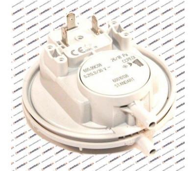Реле давления воздуха, датчик тяги (прессостат) HUBA 20/10 (UNDEF12)