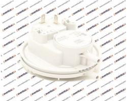 Реле давления воздуха, датчик тяги (прессостат) HUBA 85/70 (0020041905, 3003200032, 2000801921)