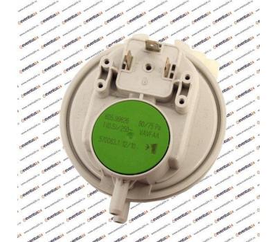 Реле давления воздуха, датчик тяги (прессостат) HUBA 90/75 (87160112910)