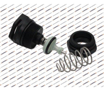 Ремкомплект картриджа трехходового клапана пластик (0020118778, 003202388)
