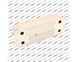 Теплообменник ГВС HR 12 пластин (0020059452, 0020020018)