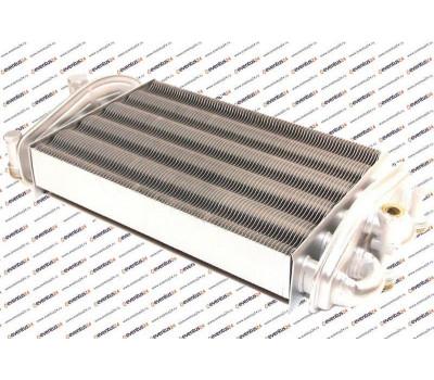 Теплообменник битермический L=270 (0020025297, SCAMBIM10, 6SCAMBIM03)
