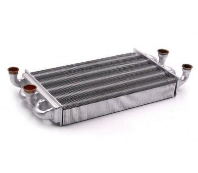 Теплообменник битемический подходит для FEROLLI Domiproject F32D, Domina F24-32N 39842570 39842570