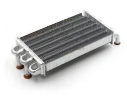 Теплообменник битермический подходит для FERROLI Domiproject F32-C32, Fereasy F32-C32 39819910