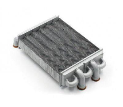 Теплообменник битермический IMMERGAS 1.024398 / ARISTON 65106300 / BIASI BI1592100 / UNICAL 95263474
