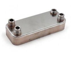 Теплообменник ГВС подходит для VAILLANT Atmomax, Aquaplus, Ecomax, Turbomax 065131 12 пл