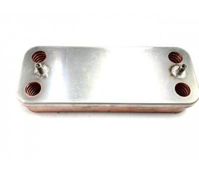 Теплообменник ГВС 17B1901200 универсальный 12 пластин
