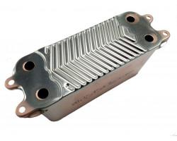 Теплообменник ГВС подходит для VAILLANT EcoTec Plus, Turbo Tec Plus 40 пл. 0020025000