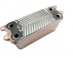 Теплообменник ГВС VAILLANT TurboTec Plus, EcoTec Plus 0020025041 35 пл.
