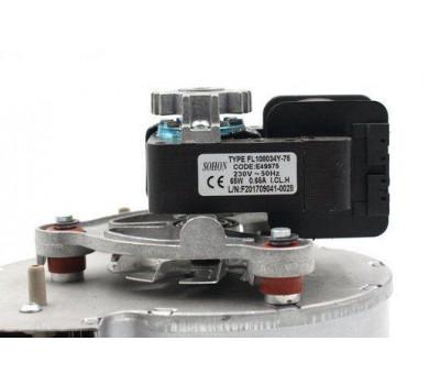 Вентилятор подходит для VAILLANT TurboMax Pro, Plus 190215, 0020051400