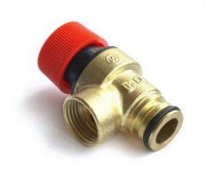 Предохранительный клапан 3 бар ARISTON 65103222/NOVA FLORIDA/FONDITAL 6VALSIBA09/IMMERGAS