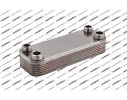 Теплообменник ГВС HR 12 пластин (064950)