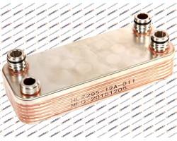 Теплообменник ГВС HR 12 пластин (065131)