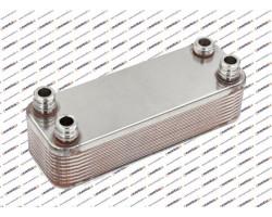 Теплообменник ГВС HR 16 пластин (065153)