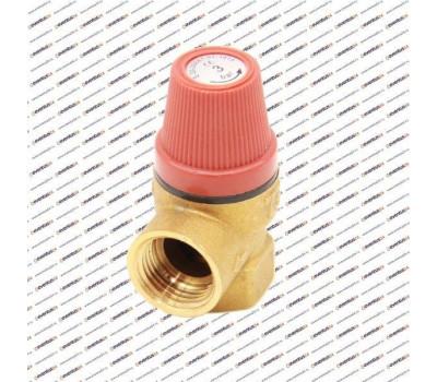 Предохранительный клапан 3 бар 1/2 вр-вр (UNDEF28)